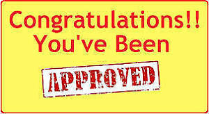 YES ITS TRUE, WE TRULY APPROVE ALL CREDIT APPLICATIONS!