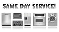 Fix ANY Appliances! Price Match and Best Price Guaranteed!