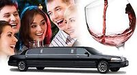 Limousine night out prom wedding 416-407-7355