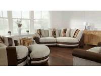 Kirk corner sofa set delivery available