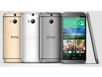 HTC M8 New unlocked brand new 32gb