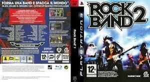 Rock Band 2 & Rock Band Track Pack Volume 2