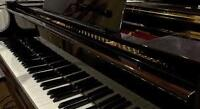 Private Piano lessons in my South Windsor home