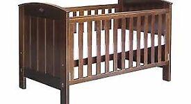 Boori Classic Cot Bed - English Oak