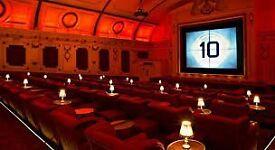 unlimited Cineworld card horlders anyone? Love cinema !
