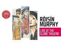 Róisín Murphy at Shakespeare's Globe Theatre