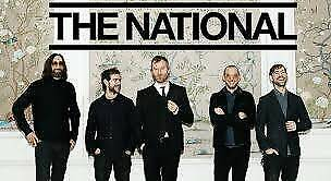 SELLING 1 Ticket for The National - Thurs 22nd