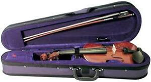 Violin or Fiddle full outfit 1/2 size, warranty 600 series