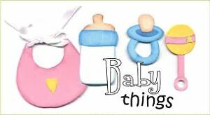 Baby Things Needed!