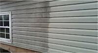 Pressure washing homes (siding,Windows,doors, etc. Cheap
