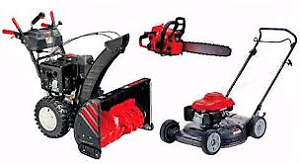 Small engine and snowblower