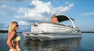 Wanted Pontoon Boat