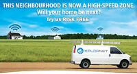 Get amazing High Speed internet and Home Phone