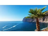 Travel Companion Wanted For Permanent Move To Tenerife