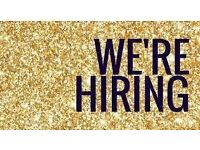 Fun, friendly part time beauty therapist or nail technician wanted for Paisley salon