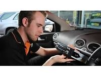stereo/cd fitting service in the bristol area