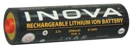 Inova Rub-Bo Lithium Ion Rechargeable Battery