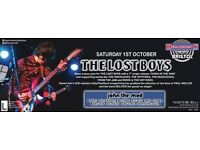 DEPARTMENT S CLUB NIGHT 'The Lost Boys'