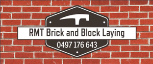 RMT Brick and Block Laying Mount Low Townsville Surrounds Preview