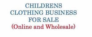 Children's Clothing Label for Sale Melbourne CBD Melbourne City Preview