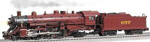 LIONEL #11338  CHICAGO ALTON  LIMITED PACIFIC 4-6-2 (SALE SALE SALE)