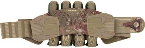 Dye Attack Pack Pro Harness - 4-11 Pods - Paintball - New - DyeCam