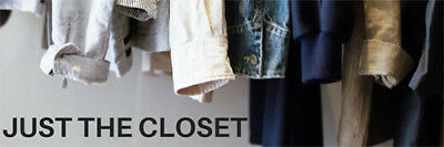 JUST THE CLOSET