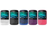 Blackberry Curve 9720 Mobile Smartphone Black Keyboard 3G lock vodafone GRADE B