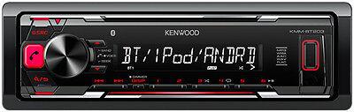 KENWOOD KMM-BT203 USB Receiver mit Bluetooth