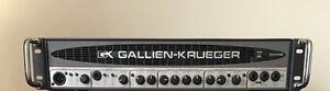 Gallien Krueger GK 1001RBII 700 Watt Amplifier Altona Hobsons Bay Area Preview