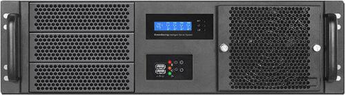 "3U (Fan LCD) (ATX/ITX) (3x5.25""+7xHDDs Bay) Rackmount Chassis(D:14.96"" Case) NEW"