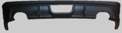 Mercedes CLK W208 Diffusor Indianapolis für Serienstoßstange Ausschnitt li/re