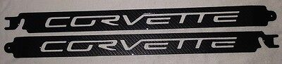 - C5  Carbon Fiber Door Holder Door Prop Corvette Hydrocarbon
