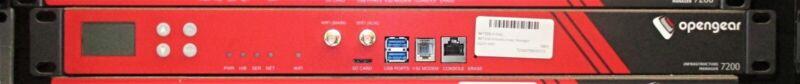 OPENGEAR IM7208-2-DAC IM7200 Infrastructure Manager