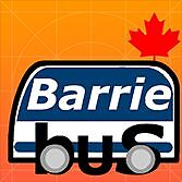 "Free iPhone & Android Transit App ""All That Transit Barrie"""