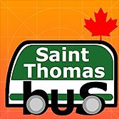 """Free iPhone & Android Bus App """"All That Transit St. Thomas"""""""