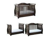 Boori Sleigh Royale Cot/Bed