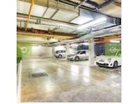£250 pm Underground CCTV parking space 24/7 security near hammersmith fulham reach distillery wharf