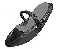 Mima Kobi Spare Seat (Black Seat with Cream Liner)