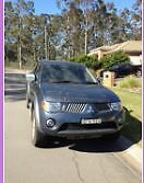 2008 Mitsubishi Triton Ute Ellalong Cessnock Area Preview