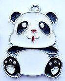 Panda Keyring