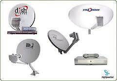 Satellite service re-point bell shaw FTA Cambridge Kitchener Area image 1