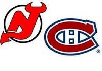 New Jersey Devils vs Montreal Canadiens on Saturday Nov28/2015!