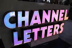 Wholesale Channel Letters