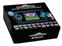 Sega Ultimate Arcade Portable + SD Card with hundreds of Retro Arcade Games