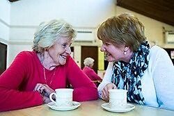 Memory Cafe Group Support Volunteer Needed - Unite with us against dementia!