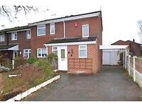 Lovely 3 bedroom house for rent. Plenty of off street parking. front and back gardens