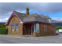 LARGE SHOP FOR SALE IN BRODICK, ISLE OF ARRAN