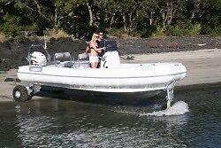 New Sealegs 7.1m RIB SLI Coomera Gold Coast North Preview