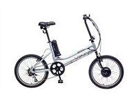 Viking Street Easy Folding Electric Bike, Sporting & Leisure